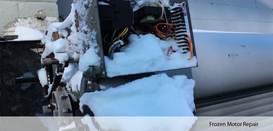 Frozen-Motor-Repair