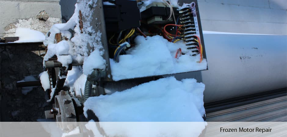 Frozen-Motor-Repair
